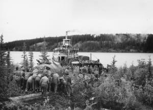 749png 770 340th Engineers landing at Morley Bay
